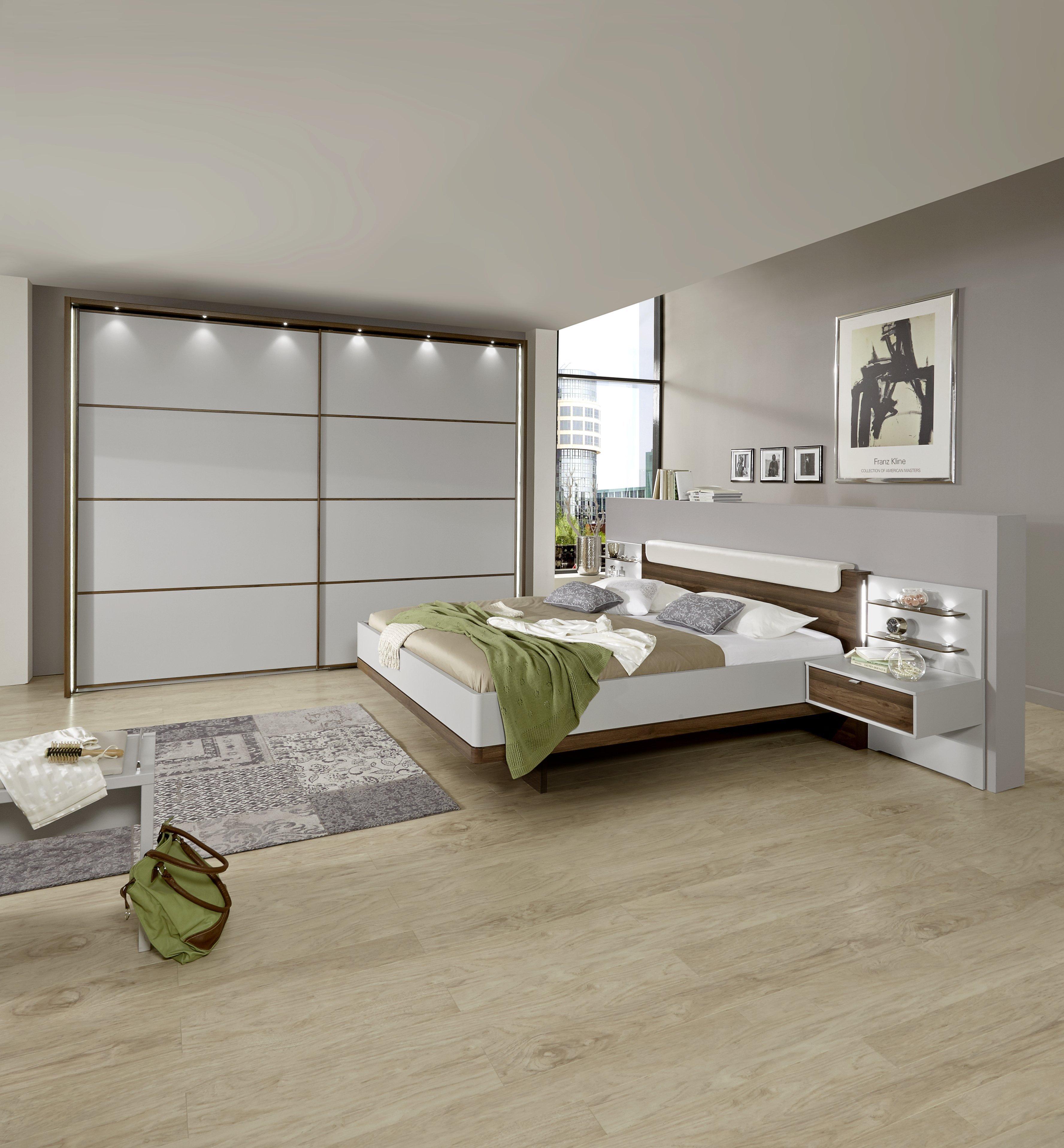 Schlafzimmer Catania von Wiemann Möbel