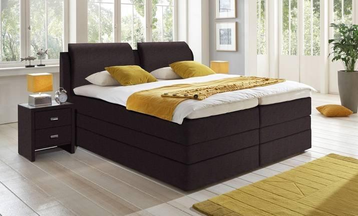 Boxspring Bettsystem Basic 9010 von Dico