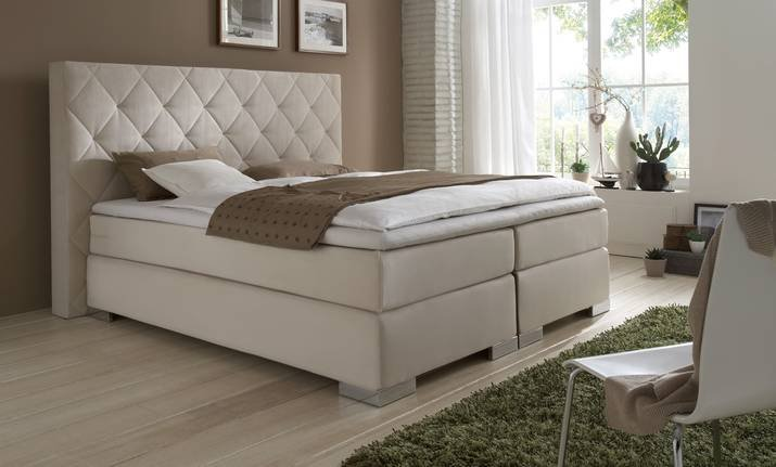 Boxspring Bettsystem Basic 9050 von Dico