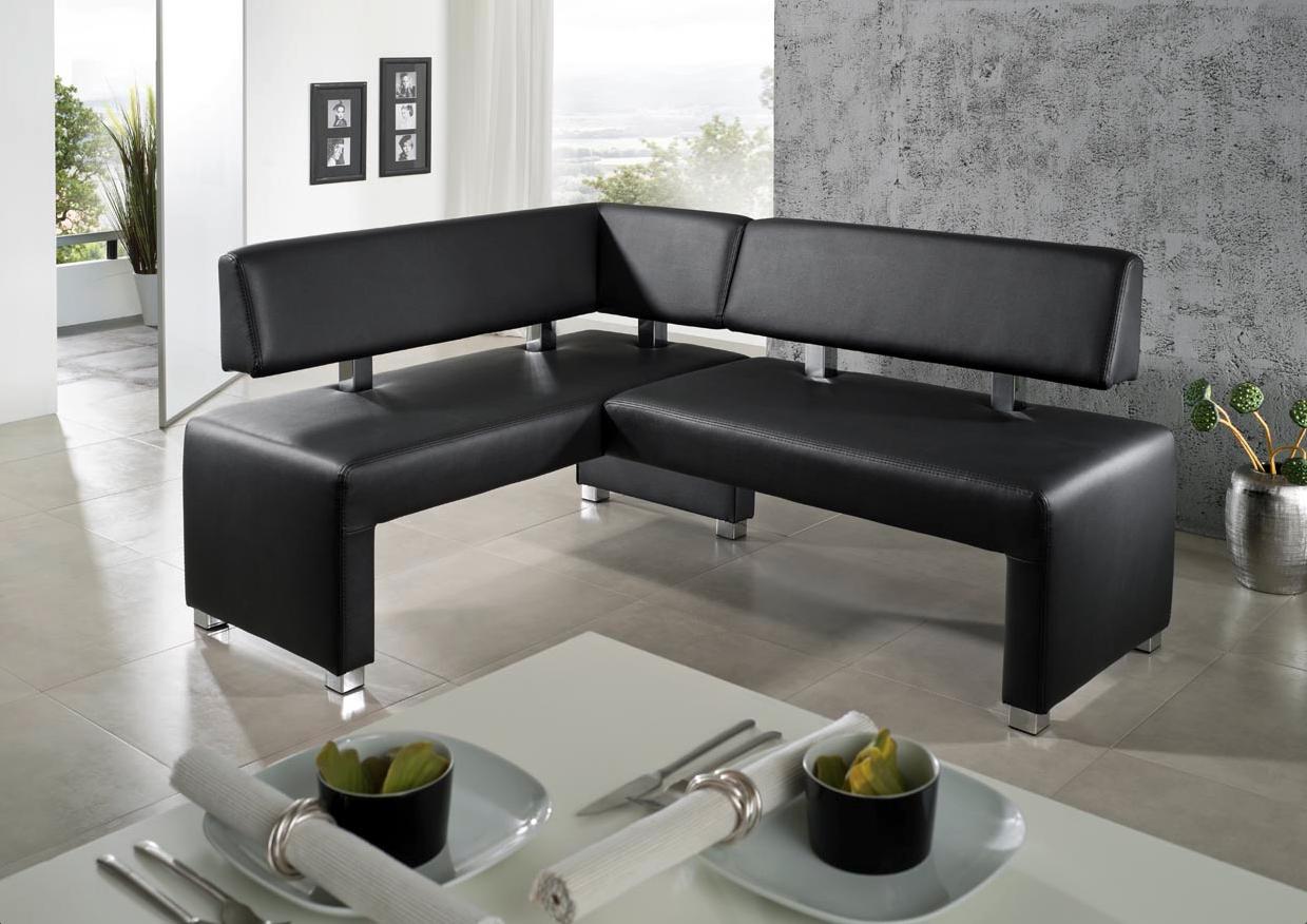 Echt Leder Dining Sofa Plano von POSA