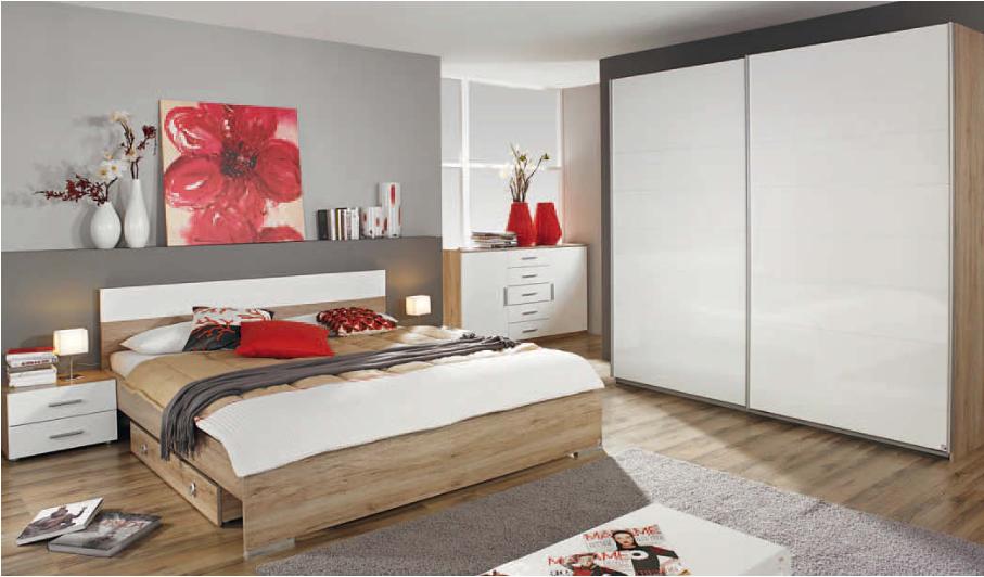 Schlafzimmer Lorca von Rauch Möbelwerke