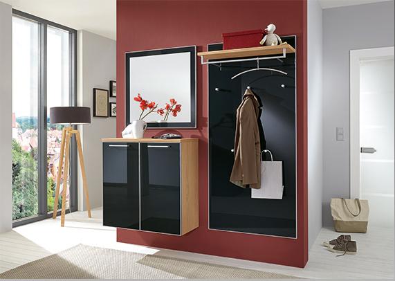 Garderobenset Ventina Set 4 von Voss Möbel