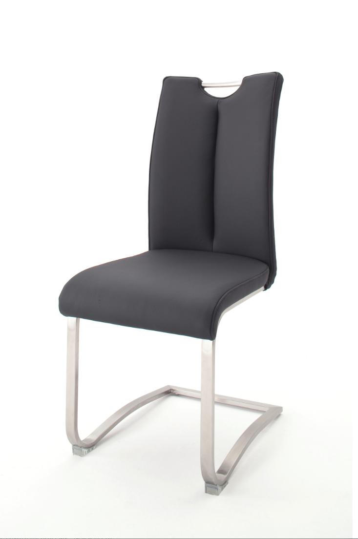 Schwingstuhl echt Leder Artos 2 XL von MCA