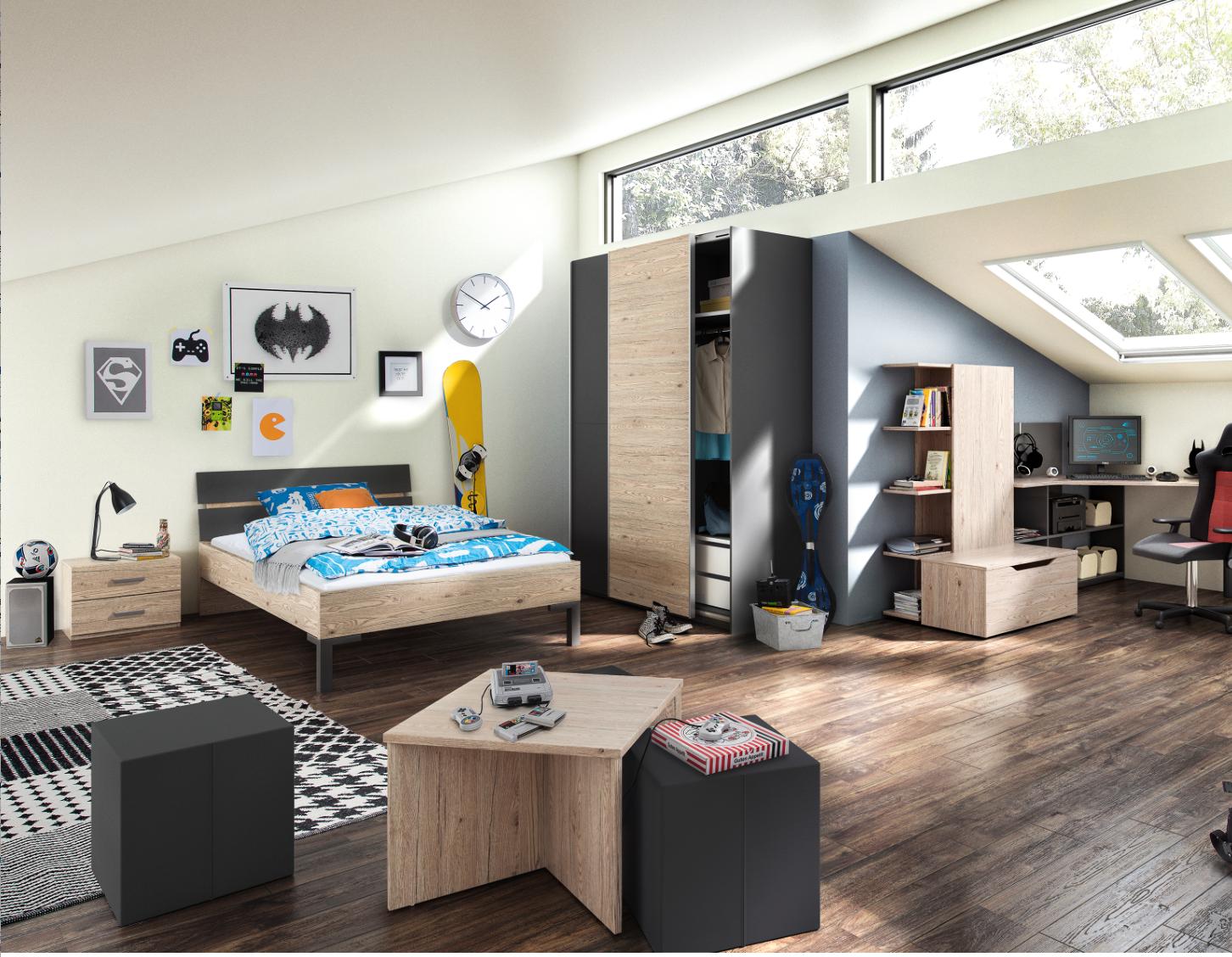 Jugendzimmer Puzzle plus von Röhr-Bush