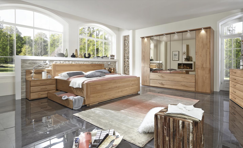 Schlafzimmer Lido von Wiemann Möbel