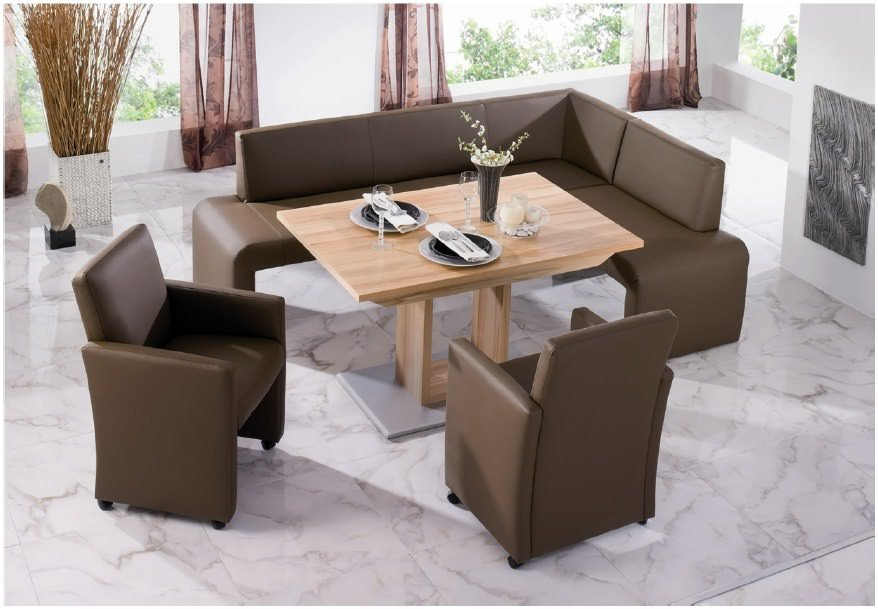 Dining Sofa Pisa 2 von Schösswender