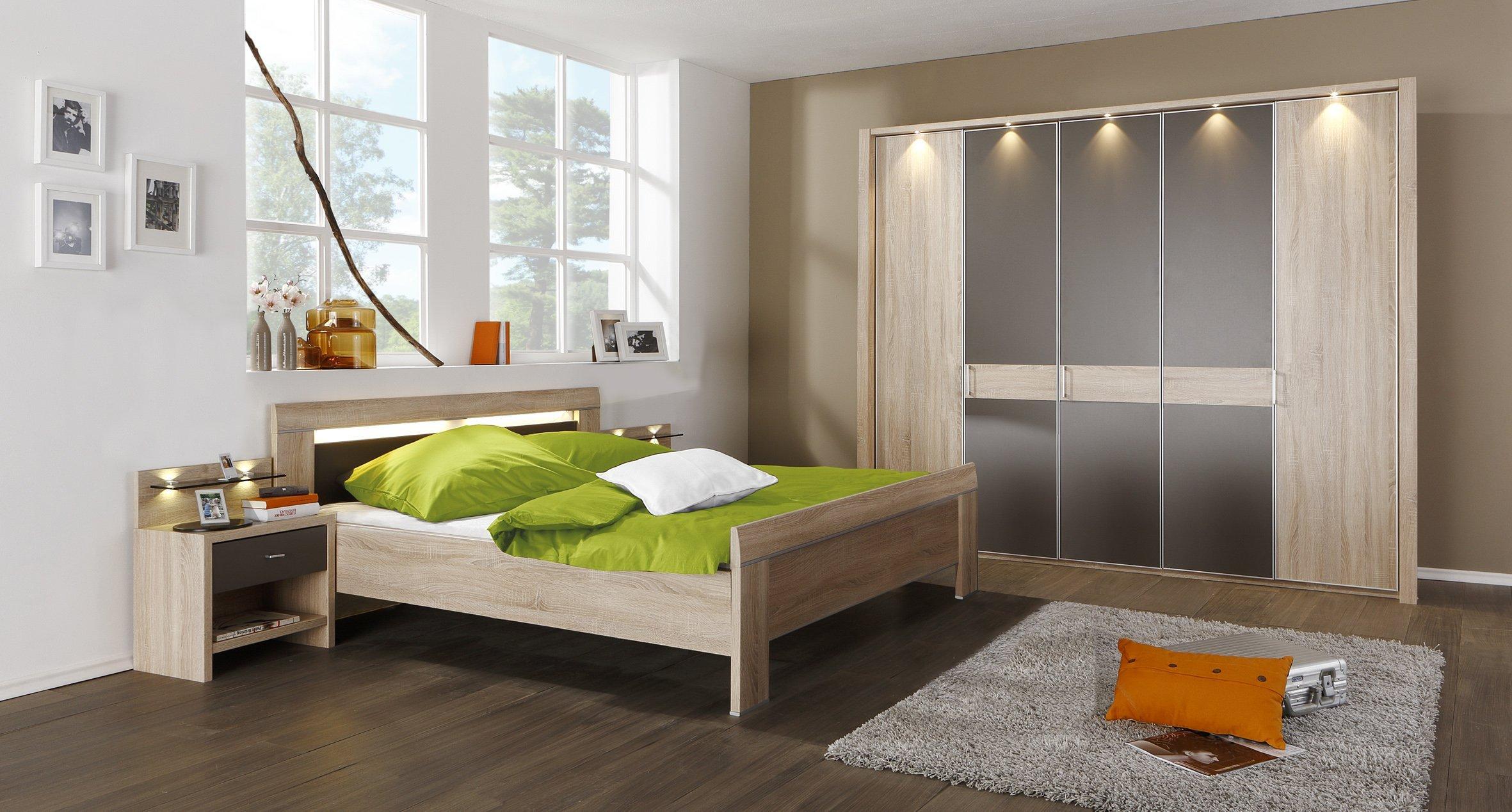 Schlafzimmer Donna Variante 2 von Wiemann Möbel