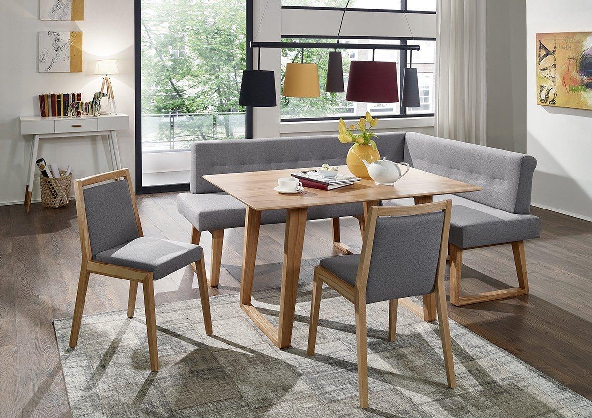 Dining Sofa Eckbank Malibu echt Leder von Schösswender