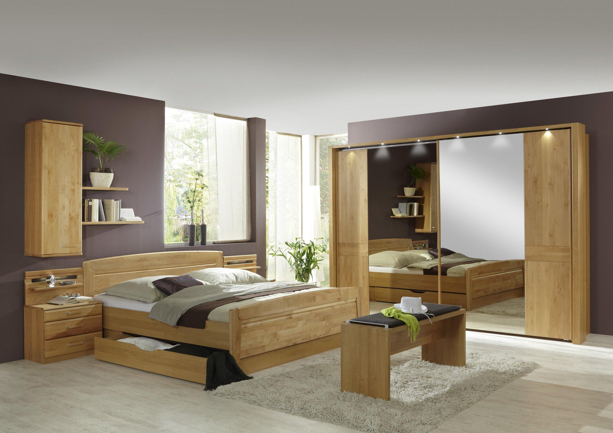Schlafzimmer Lausanne Vorschlag 3 von Wiemann Möbel