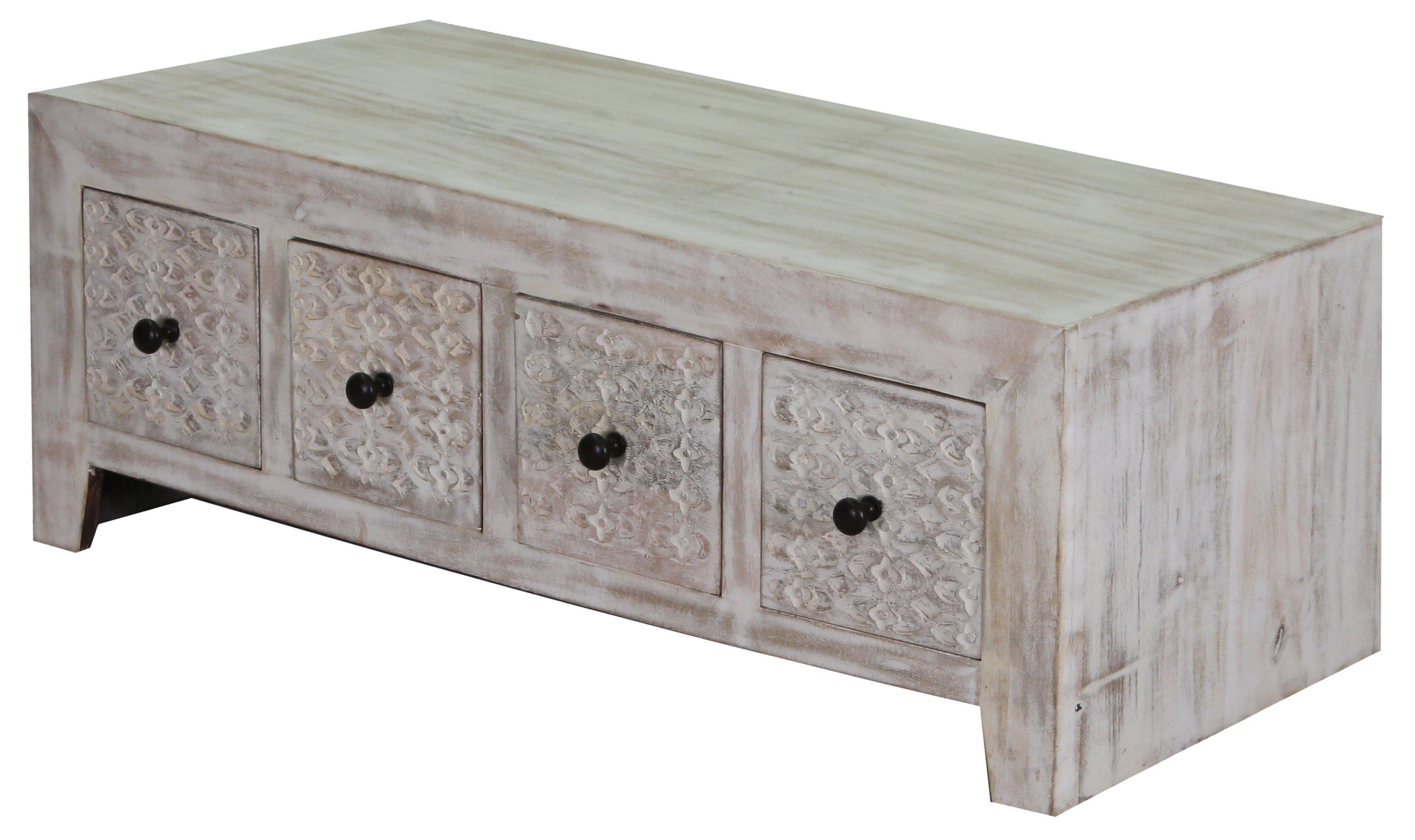 """Couchtisch MAN-906""""Indische Massiv- Holz- Möbel von Jaipur"""""""