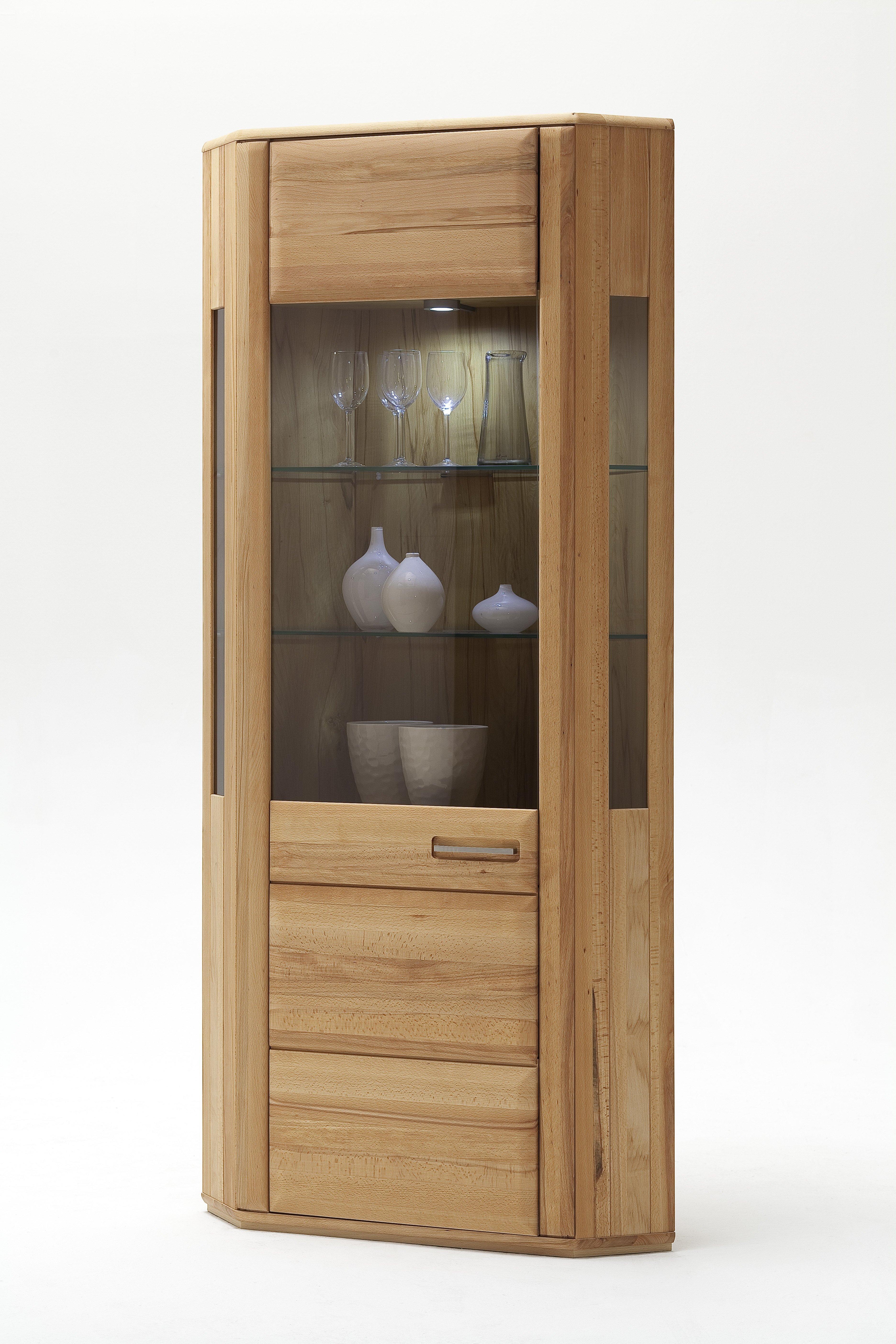 Eck- Vitrine Sena T16 von MCA furniture