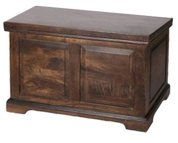"""Truhe SUR-1518 """"Indische Massiv- Holz- Möbel von Jaipur"""""""