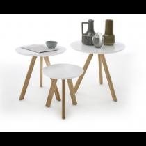 3-er Tischset Sinio von MCA furniture