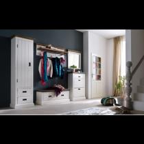 Garderobenkombination Gomera Set 4 von MCA