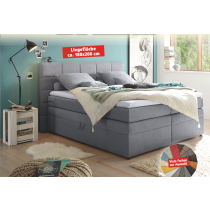 Boxspringbett Tacoma von Black Red White