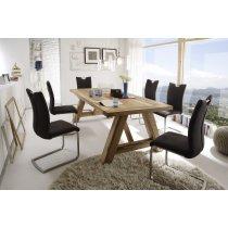 Tischgruppe Bristol / Stuhl Pavo von MCA furniture
