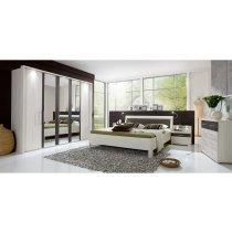 Schlafzimmer Lissabon Variante 3 von Wiemann Möbel