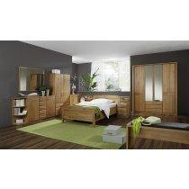 Schlafzimmer- Einzelzimmer- Gästezimmer Lausanne Vorschlag 2 von Wiemann Möbel