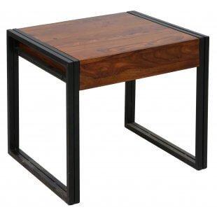"""Beistelltisch SHI-1406 """"Indische Massiv- Holz- Möbel"""""""