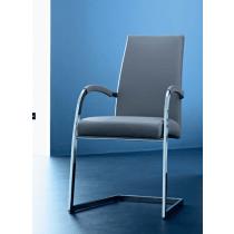 Armlehnen- Schwing- Stuhl Eterna/P von FENICE