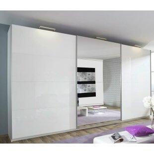 Schwebetürenschrank System Beluga Plus 315 cm von Rauch Möbel