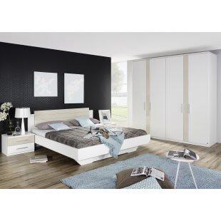 Schlafzimmer Laura Variante 1 von Rauch Möbelwerke