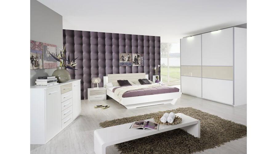 Schlafzimmer Laura Variante 2 von Rauch Möbelwerke