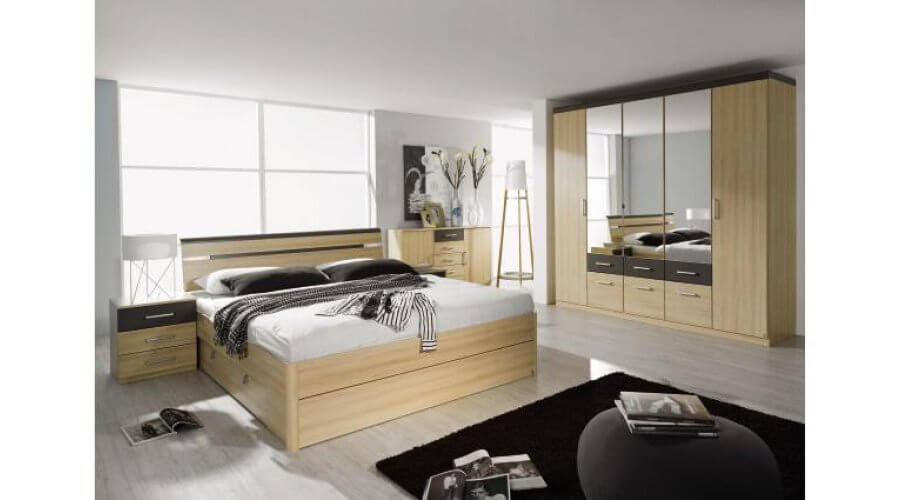 schlafzimmer rasa von rauch m belwerke. Black Bedroom Furniture Sets. Home Design Ideas