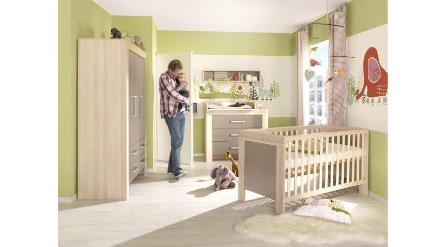 Babyzimmer Lasse von Wellemöbel