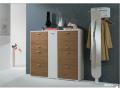 Mehrzweckschrank 324 aus Garderobenkombination Woody-Plus Motiv 10 von Wittenbreder