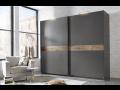 Schwebetürenschrank System Bayamo Front A von Rauch Möbel