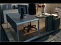 Schreibtisch aus Programm direct office von Röhr Bush