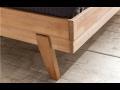 Massiv Holz Bett Livia von Woodlive