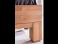 Massiv Holz Bett Rivo von Woodlive