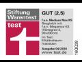 Frankenstolz Medisan Max KS, 7-Zonen-Ortho-cel®-Kaltschaumkern-Matratze