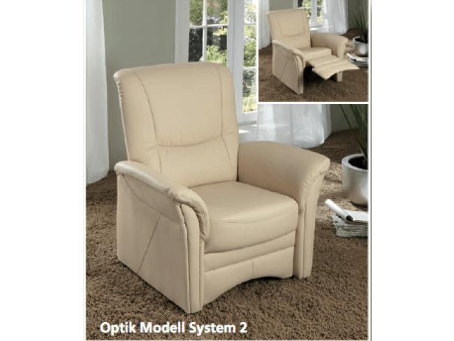 TV Sessel System 2 von Dietsch Polstermöbel