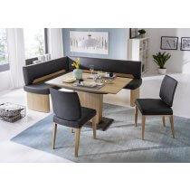 Dining Sofa Eckbank Ontario 300 echt Leder von Schösswender