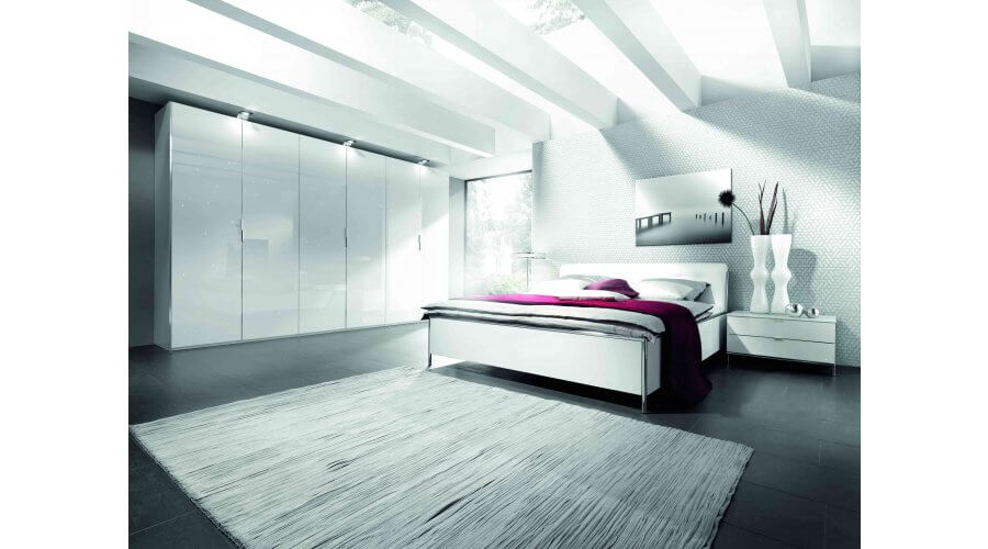 Schlafzimmer Chiraz von Wellemöbel