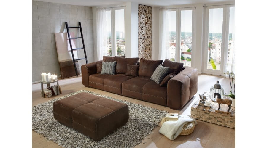 amp;more Big Sofa 3202 Sit Maverick Von zqSUMVp