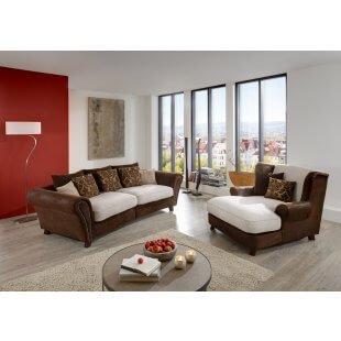 Big Sofa Bajola von sit&more