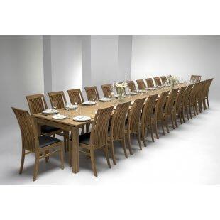 Esstisch Horizont von Canett Furniture AS