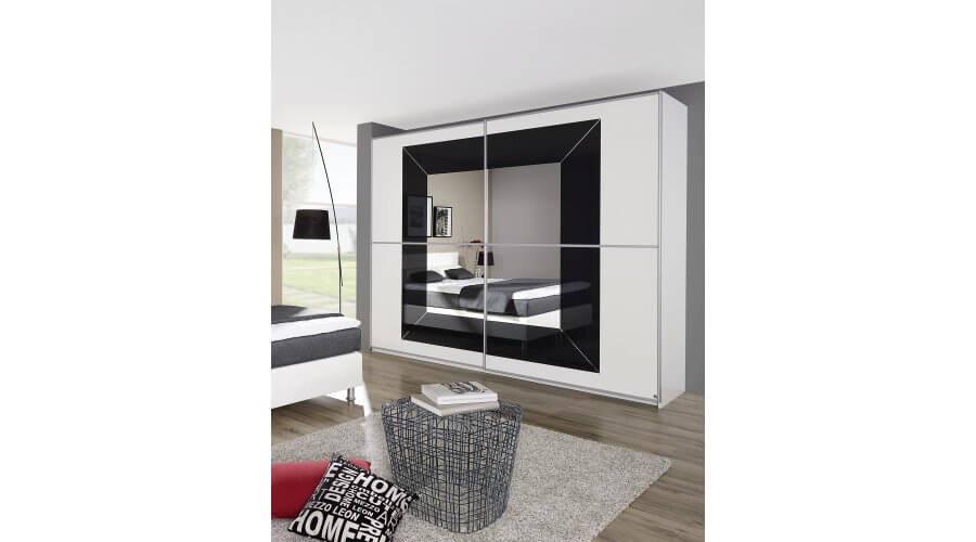 schwebet renschrank system focus von rauch m belwerke. Black Bedroom Furniture Sets. Home Design Ideas