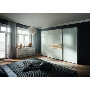 Schwebetürenschrank Attraction Lumina von Nolte Möbel