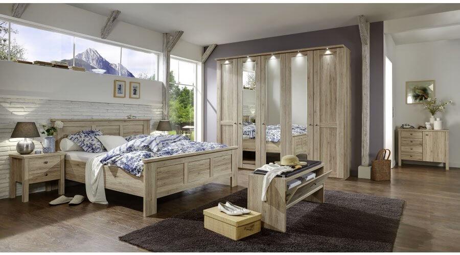 Wiemann Möbel schlafzimmer bergamo wiemann möbel