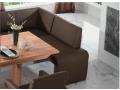 Dining Sofa echt Leder Pisa 2 von Schösswender