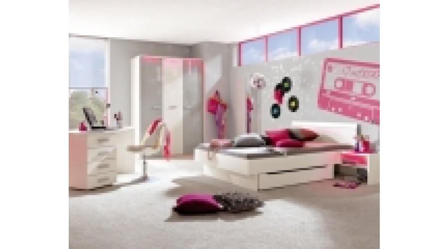 jugendzimmer change plus von r hr bush. Black Bedroom Furniture Sets. Home Design Ideas