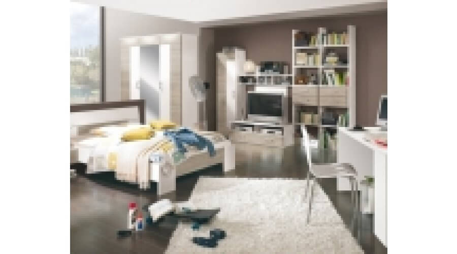 jugendzimmer vegas plus von r hr bush. Black Bedroom Furniture Sets. Home Design Ideas