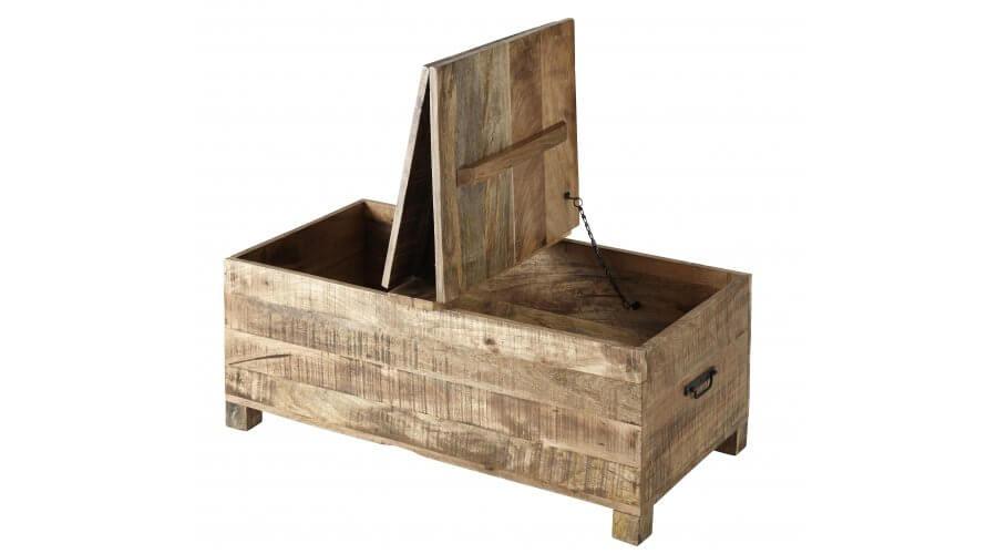 truhentisch couchtisch truhentisch truhe aus edlem palisander holz in elsterwerda with. Black Bedroom Furniture Sets. Home Design Ideas