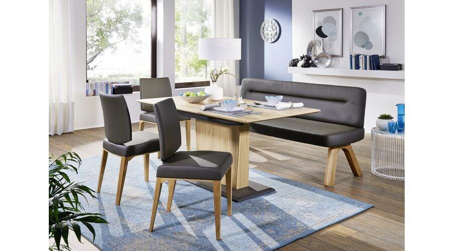 dining sofa eckbank ontario 200 von sch sswender. Black Bedroom Furniture Sets. Home Design Ideas