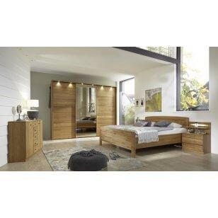Schlafzimmer Borkum von Wiemann Möbel